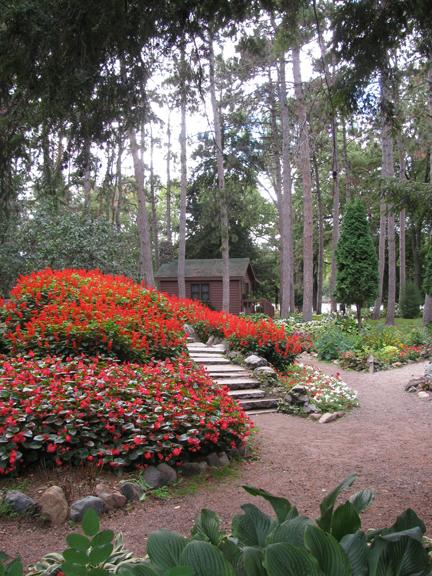 Saturday At Munsinger Gardens Margaret Herrick
